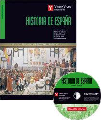 Historia de españa asturias separata