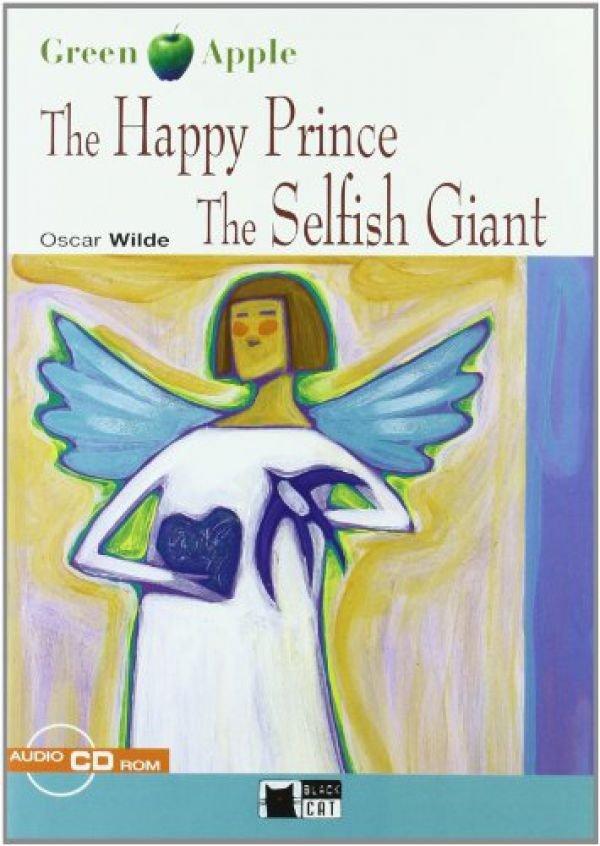 Happy prince selfish giant+cd starter a1