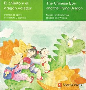 Chinito y el dragon volador.,el
