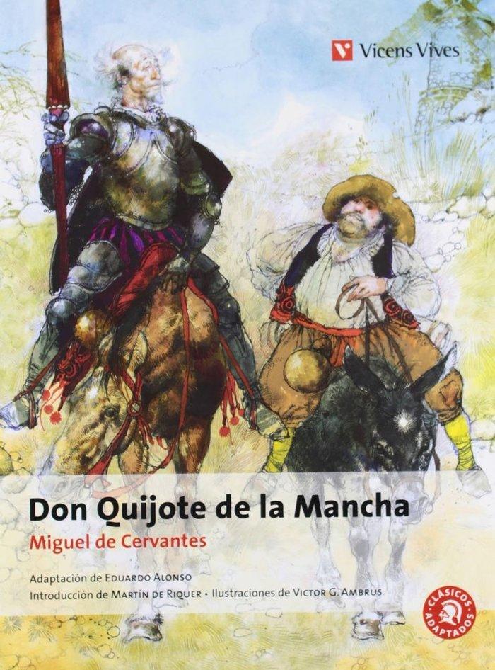 Don quijote de la mancha adaptado