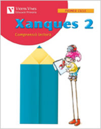 Xanques quadern 2. llengua i literatura. primer cu