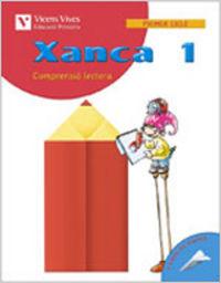 Xanca quadern 1. llengua i literatura. primer curs