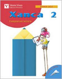 Xanca quadern 2. llengua i literatura. primer curs