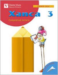 Xanca quadern 3. llengua i literatura. segon curs