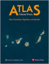 Atlas islas canarias españa y mundo