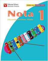 Musica 1ºep nota 07 mundo de colores