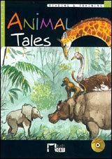 Animal tales+cd step two b1.1