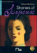 Stories of suspense +cd step three b1.2