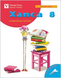 Xanca 8 quadern d'activitats. llengua i  literatur