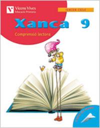 Xanca 9. quadern. llengua i literatura. cinque cur