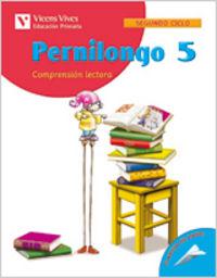 Pernilongo 5 caderno de actividades. lingua e lite