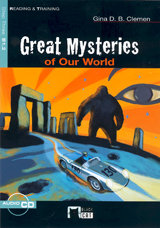 Great mysteries of our world +cd step three b1.2