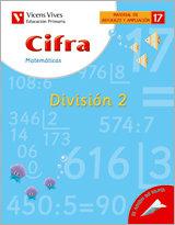 Cifra nº17 division 2 mater.ref.ampliacion