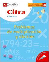 Cifra 20 problemas multipl.division nº20 mater.ref