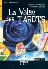 La valse des tarots +cd niveau trois b1