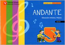 Andante 5 galicia+cd