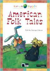 American folk tales+cd step 1 a2
