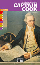 Life and times of captain cook two book audio