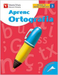 Aprenc ortografia 3 4ºep valencia 06
