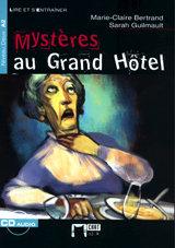 Mystereus au grand hotel+cd