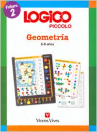 Logico piccolo geometria. fichero 2. matematicas