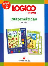 Logico primo matematicas 2 (5-6 años)