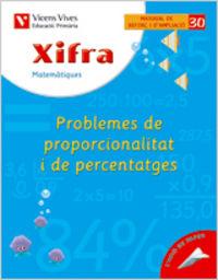 Xifra quadern 30.  matematiques.  reforç i ampliac