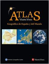 Atlas geografico españa y mundo                   vic0sd
