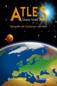 Atles geografic de catalunya espanya i el mon