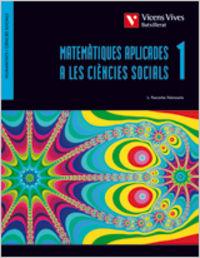 Matematiques 1. libre alumne. humanitats-socials.