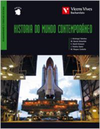 Historia do mundo contemporaneo - galicia