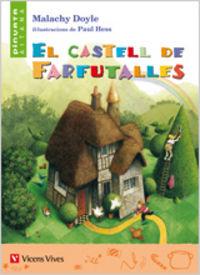 Castell de farfutalles. material auxiliar,el