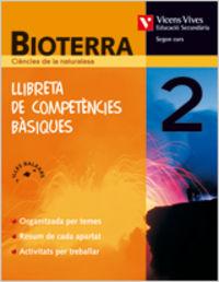 Bioterra 2ºeso baleares llibreta competencies
