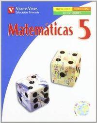 Cuaderno matematicas 5ºep 09