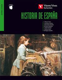 Historia de españa (galego)