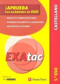 Exatac 1ºeso lengua castellana
