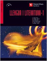 Llengua i literatura 1 balears+separata