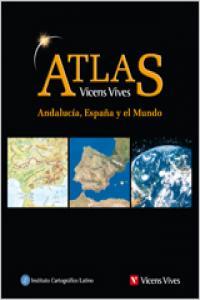 Atlas geografico andalucia españa mundo