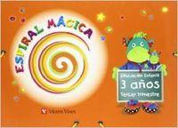 Espiral magica 3años 3ºtrimestre 2010