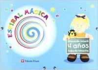 Espiral magica 4años 2ºtrimestre 2010