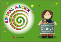 Espiral magica 5-6 anys. 2ºtrimestre