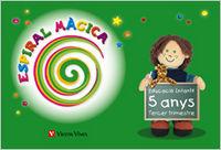 Espiral magica 5-6 anys. 3ertrimestre
