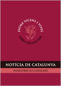 Noticia de catalunya. nosaltres els catalans.