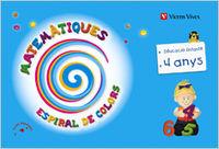 Matematiques 2 ei 4-5 anys baleares espiral colors