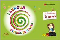 Llengua 3 ei 5-6 anys baleares espiral colors 10
