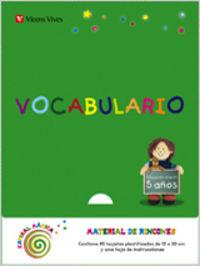 Espiral magica 3 ei 5-6 años vocabulario