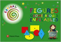Figures geometrique 3 ei 5-6 años catalan espiral