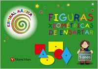 Espiral magica 3 figuras xeometricas 5 anys 10