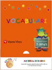 Vocabulario 1 ei 3-4 anys catalan espiral magica 1