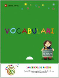 Vocabulario 3 ei 5-6 anys catalan espiral magica 1